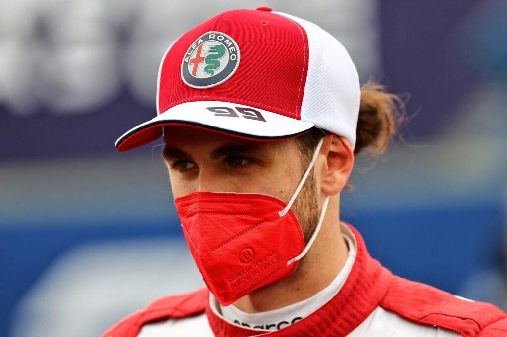 """F1   Giovinazzi: """"Vogliamo festeggiare in grande stile il compleanno dell'Alfa Romeo"""""""