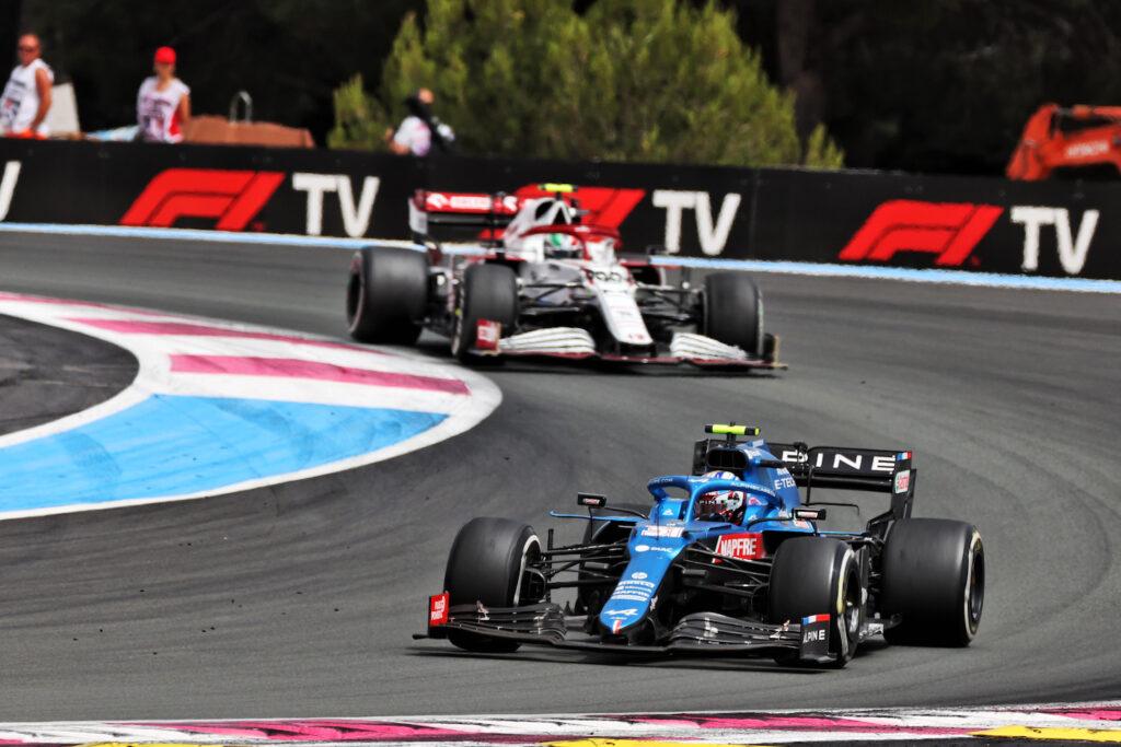 """F1   Alpine, Esteban Ocon fuori dai punti: """"Weekend deludente"""""""