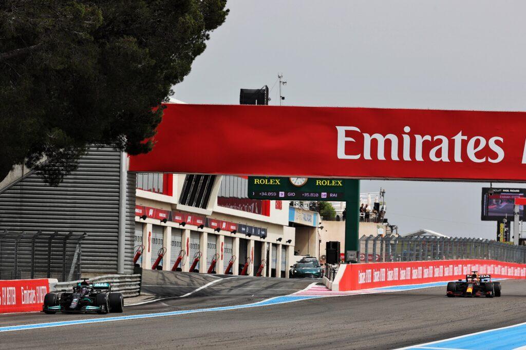 F1 | Mercedes non capisce perché la strategia di Hamilton non abbia funzionato in Francia