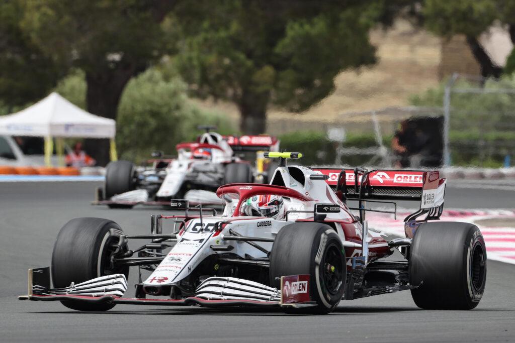 """F1   Alfa Romeo, Antonio Giovinazzi ammette: """"Non avevamo ritmo"""""""