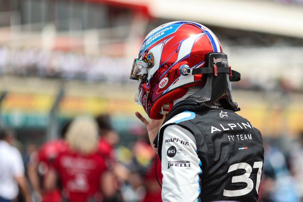 """F1   Alpine, Ocon: """"Con i tifosi sulle tribune è tutta un'altra cosa"""""""