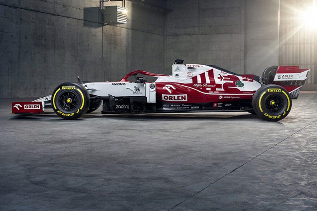 F1 | Alfa Romeo, livrea speciale per il GP di Stiria