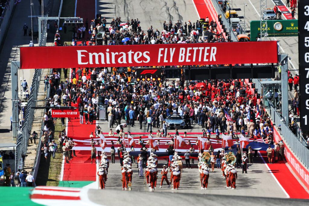 F1   Austin disponibile a sostituire Singapore con un doppio round al CoTA