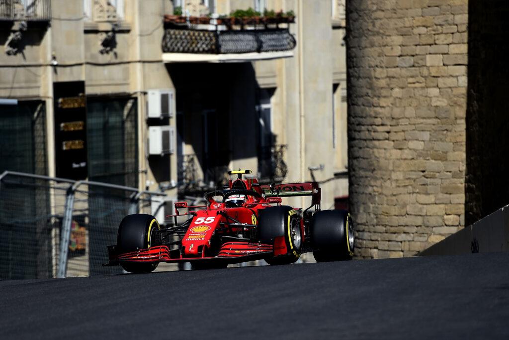 F1   Ferrari, il report delle libere a Baku