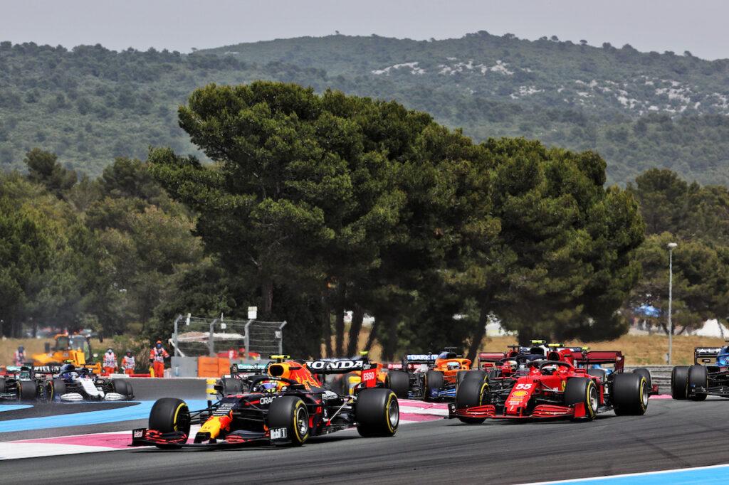 F1   Verstappen vince in Francia sfruttando una strategia a due soste