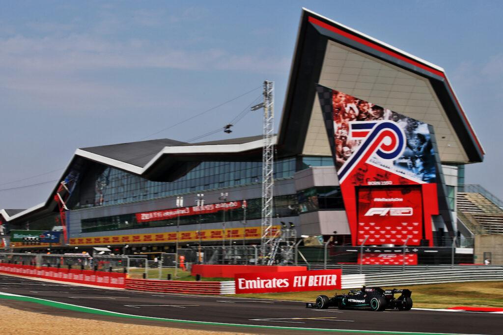 F1 | Silverstone, luce verde per 140 mila spettatori nel week-end del GP di Gran Bretagna