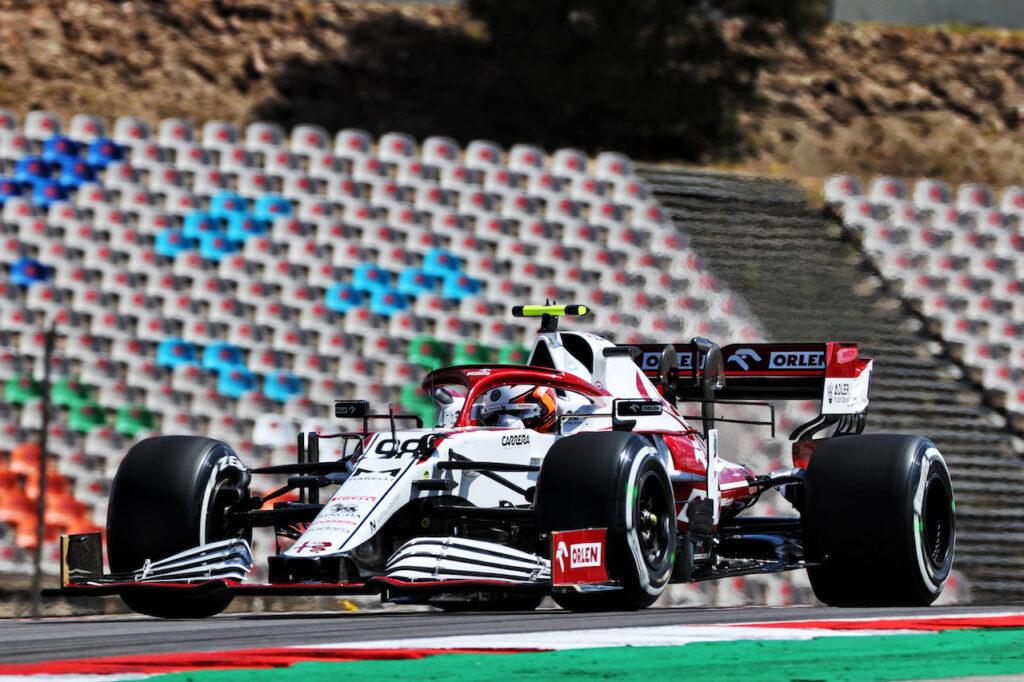 F1 | Alfa Romeo, Kubica e Ilott in pista nelle FP1 dei GP di Stiria e Austria