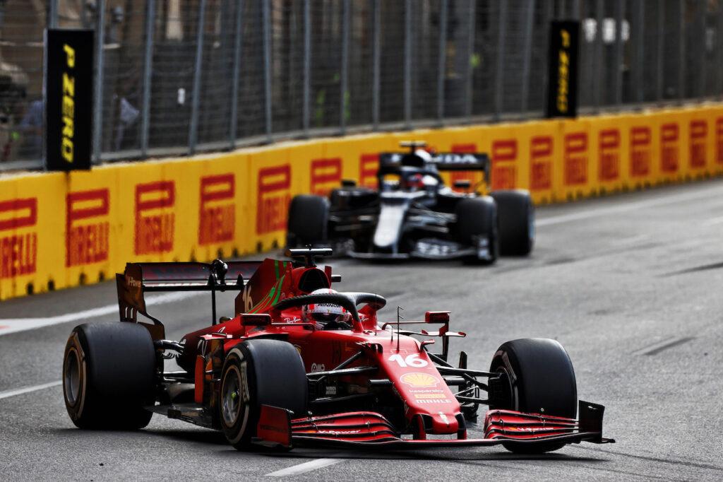F1 | Ferrari lascia Baku con tante domande ma con il terzo posto nel costruttori