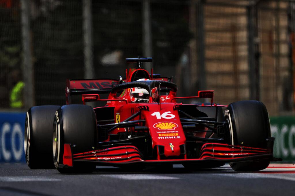 """F1   Leclerc carica la Ferrari: """"Presto arriveranno anche le vittorie"""""""