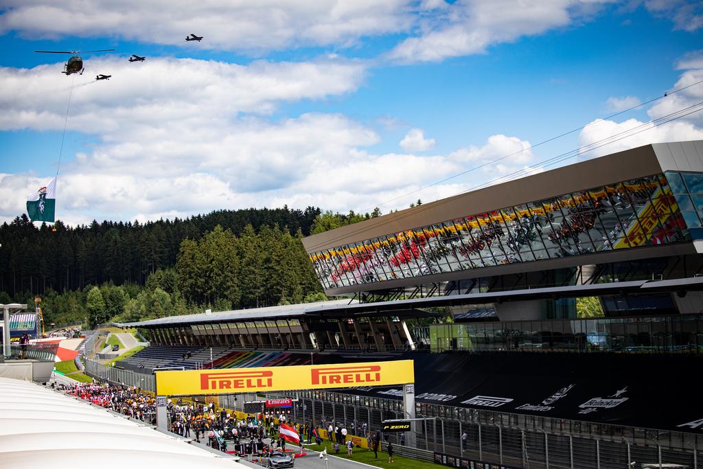 F1   Gran Premio di Stiria: anteprima e orari del weekend