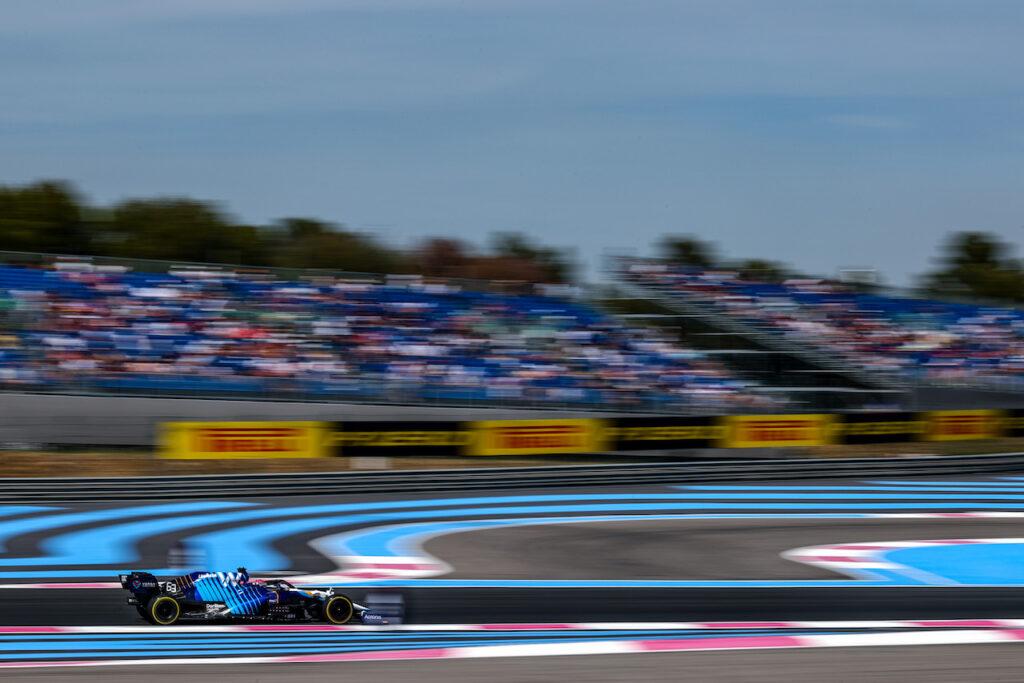 Formula 1 | Williams, qualifica a due facce per Russell e Latifi a Le Castellet