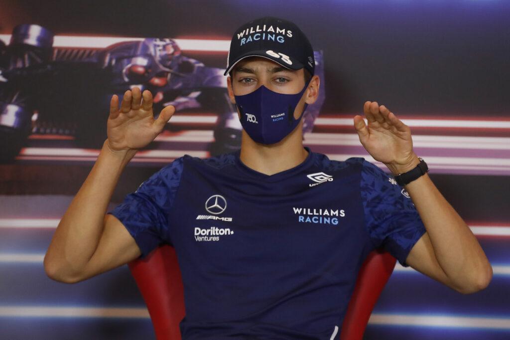 La Williams non esclude uno scambio Russell-Bottas con la Mercedes