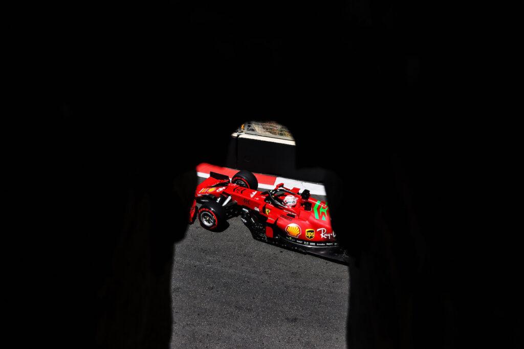 Formula 1   Ferrari, ottimi riscontri nelle FP2 di Baku