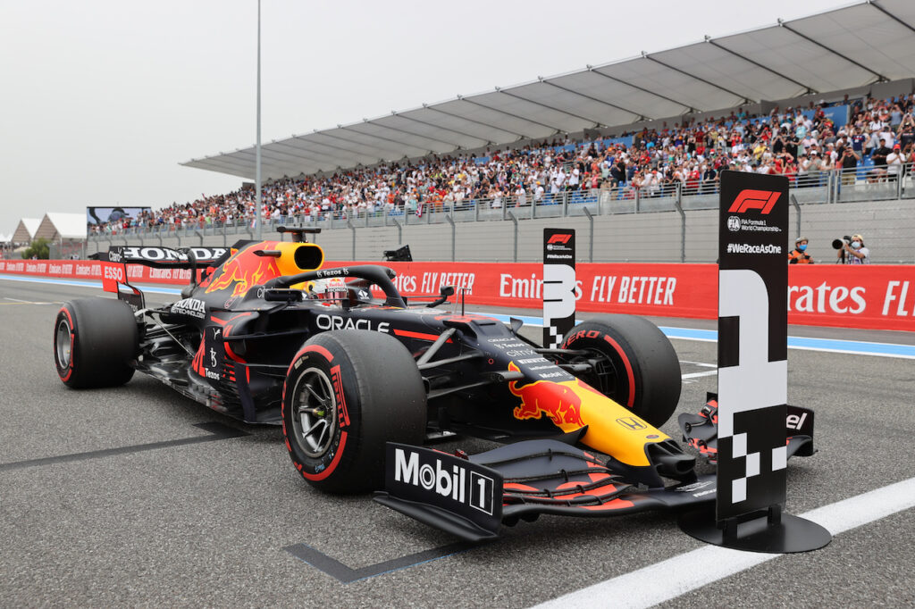 Formula 1   GP Francia, lo schieramento di partenza