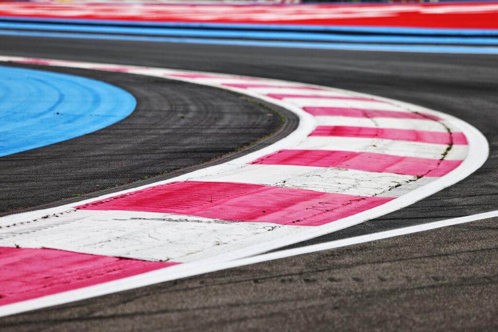 F1 | GP Francia, le zone DRS per il week-end a Le Castellet