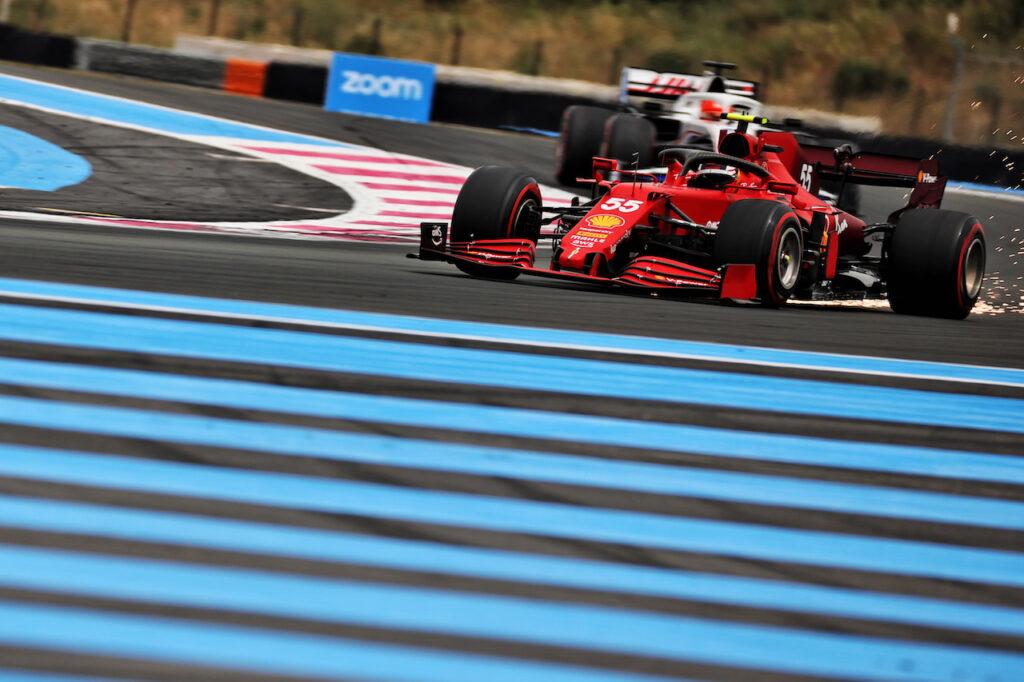 Formula 1 | Bilancio positivo per la Ferrari dopo le qualifiche di Le Castellet
