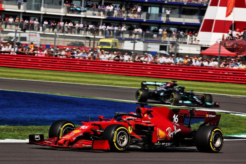 F1 | Ferrari protagonista nell'ultimo Gran Premio di Gran Bretagna