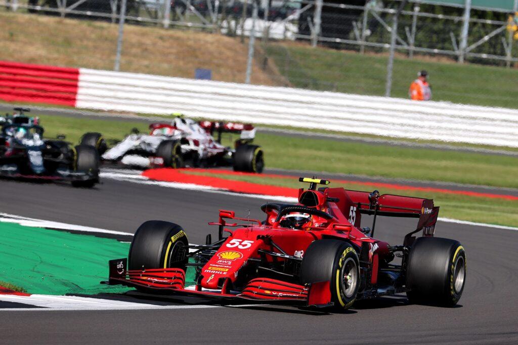 """F1   Ferrari, Sainz: """"Hamilton e Mercedes saranno davanti in Ungheria"""""""