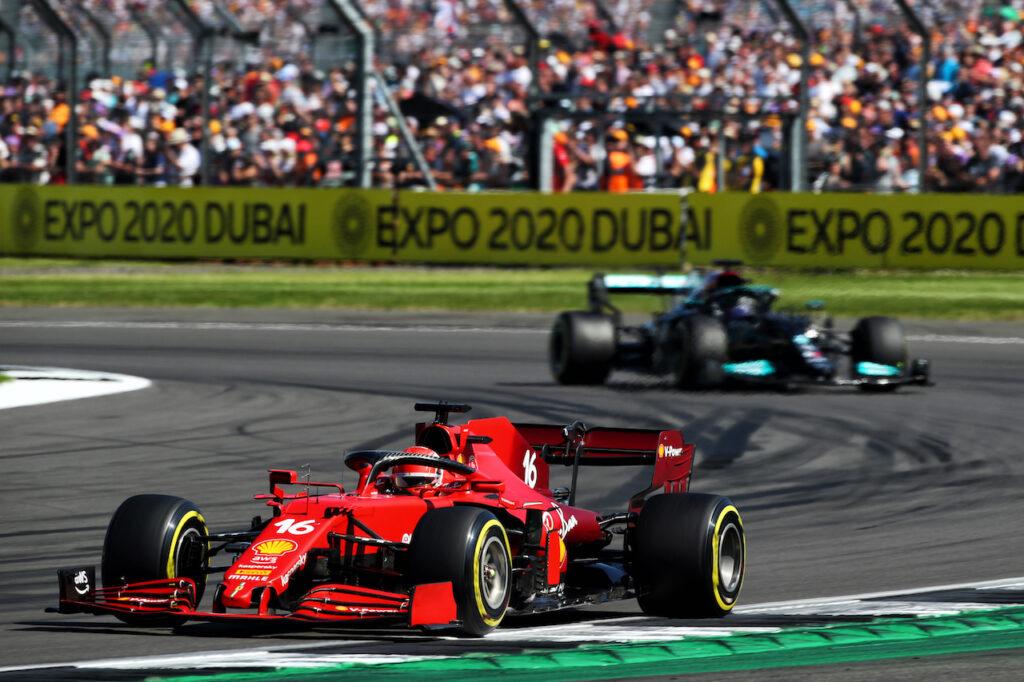 F1   Ferrari, il problema gomme si è presentato anche a Silverstone