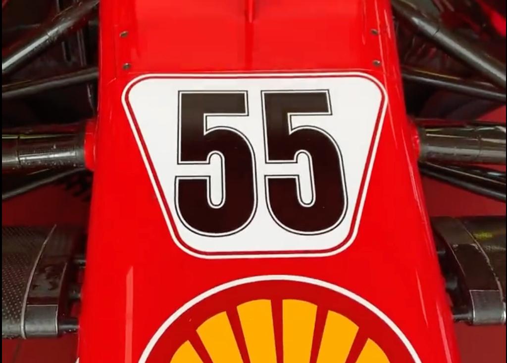F1 | Carlos Sainz in pista a Fiorano con la SF71-H