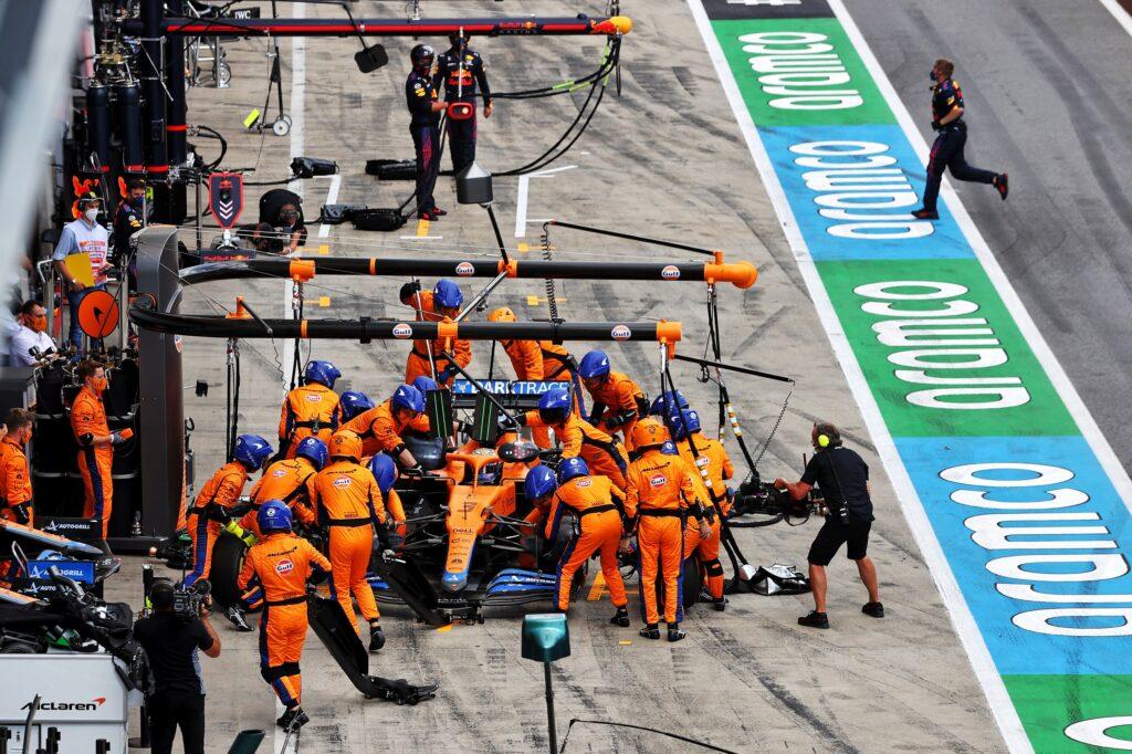 """F1   La McLaren favorevole al rinvio dei pit-stop """"sicuri"""""""