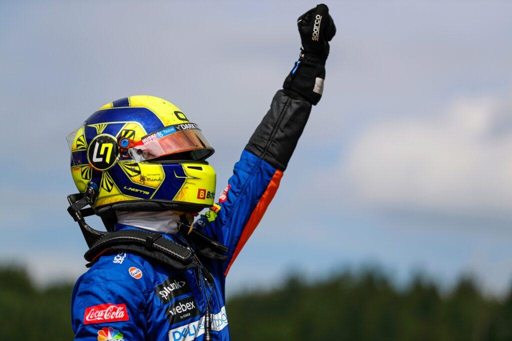 """F1   Ancora un podio per la McLaren, Seidl: """"Una grande prestazione"""""""