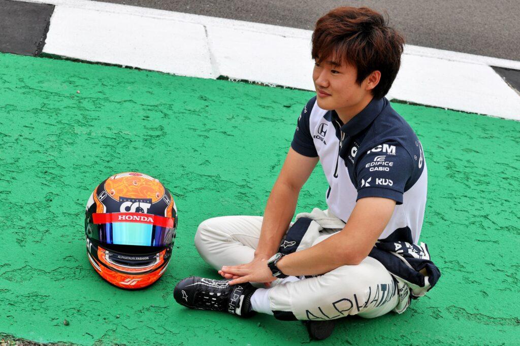 F1   AlphaTauri, continua l'apprendimento di Tsunoda in Formula 1