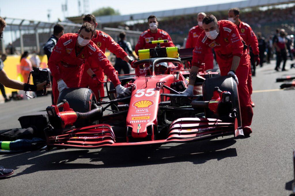 F1   Sprint Race agrodolce per la Ferrari a Silverstone