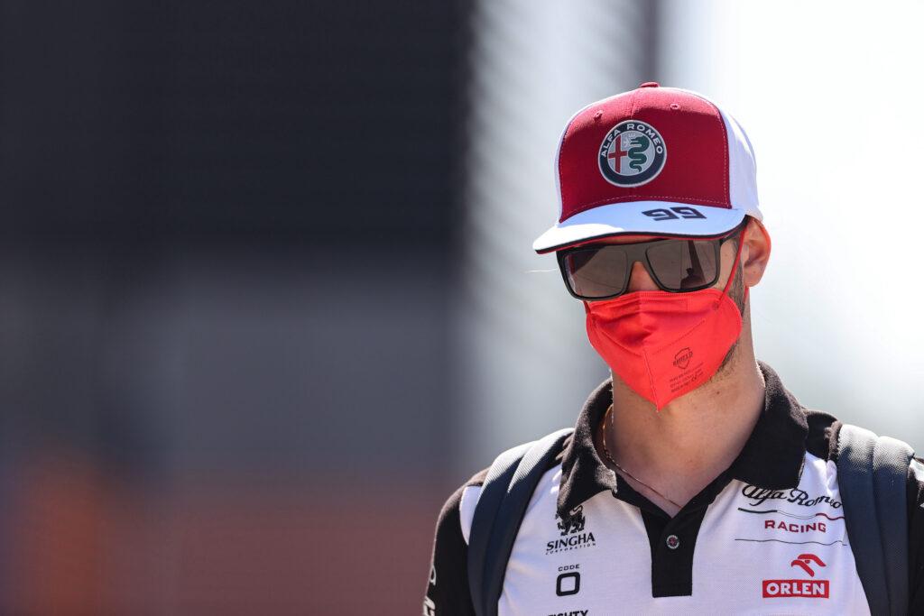 """F1   Alfa Romeo, Antonio Giovinazzi: """"La classifica non ci rende giustizia"""""""