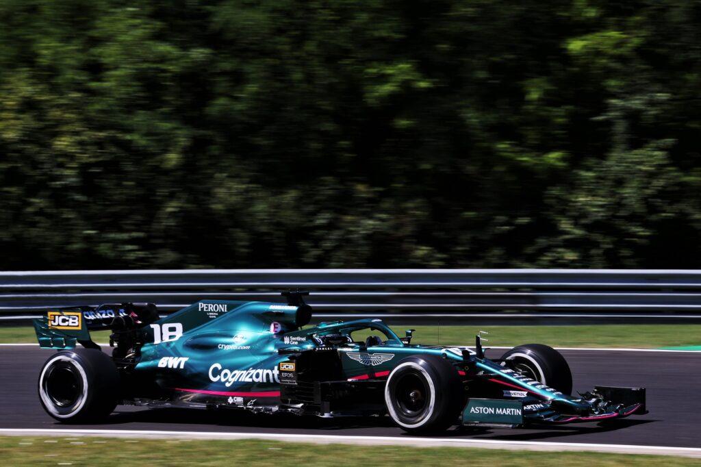 """F1   Aston Martin, anche Stroll in top ten: """"A mio agio sin dal primo giro di stamattina"""""""