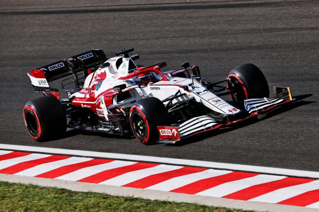 """F1   Alfa Romeo, Raikkonen: """"Il miglioramento c'è stato, il team ha lavorato duramente"""""""
