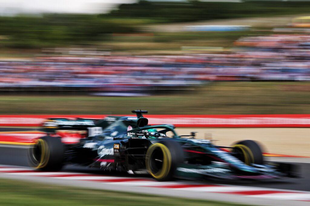 """F1   Aston Martin, Stroll: """"Sarà fondamentale il degrado delle gomme"""""""