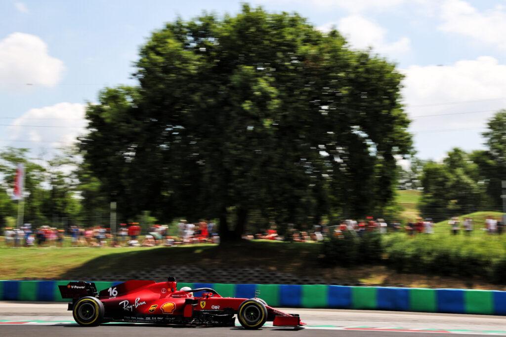 """F1   Ferrari, Charles Leclerc è settimo: """"Deluso, ma resto fiducioso per la gara"""""""