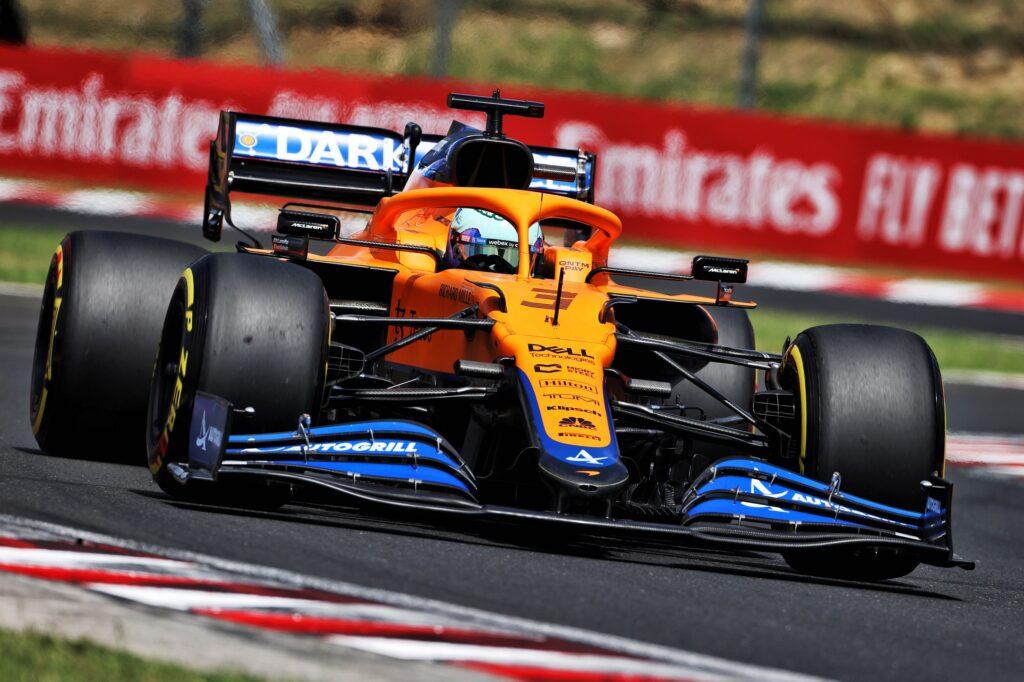 """F1   McLaren, Ricciardo fuori in Q2: """"Mi manca ancora qualche decimo"""""""