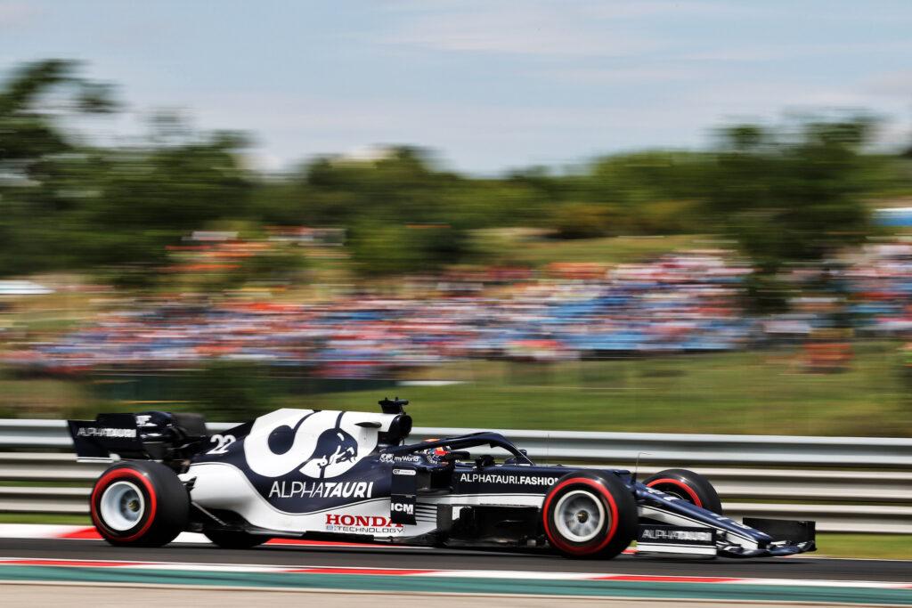 "F1 | AlphaTauri, Yuki Tsunoda fuori in Q1: ""Non avevo grip"""
