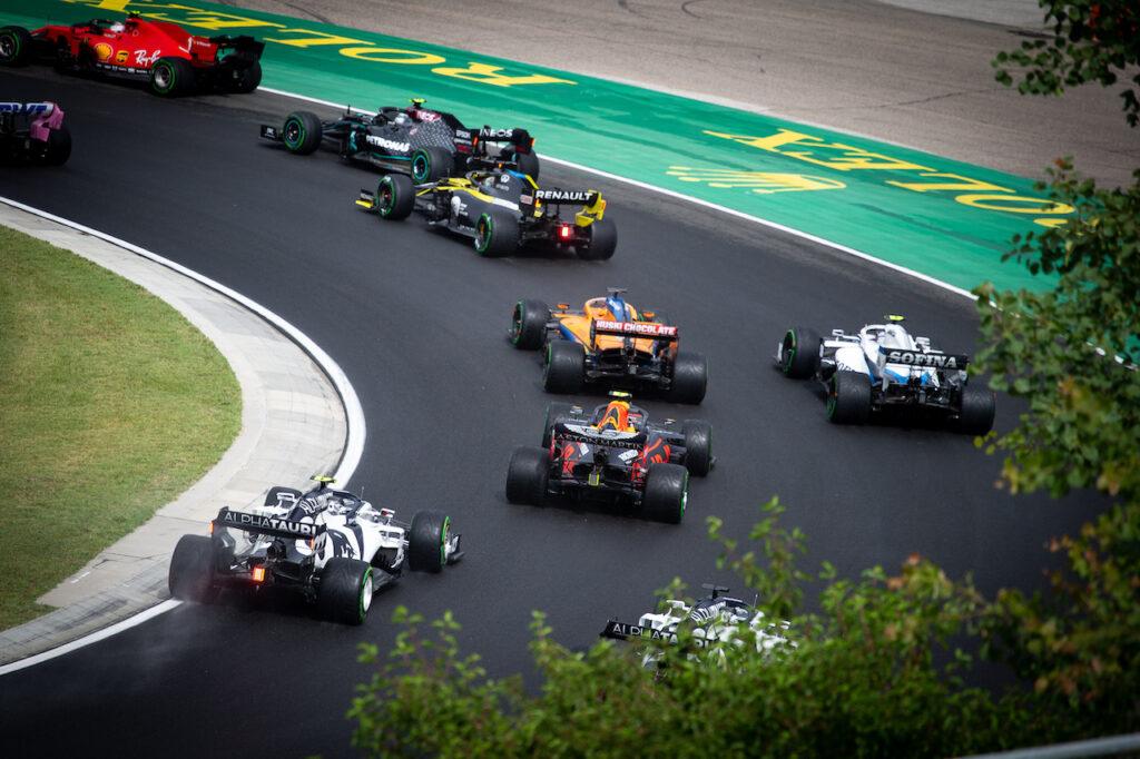 F1 | GP Ungheria, undici punti di frenata sulla pista dell'Hungaroring