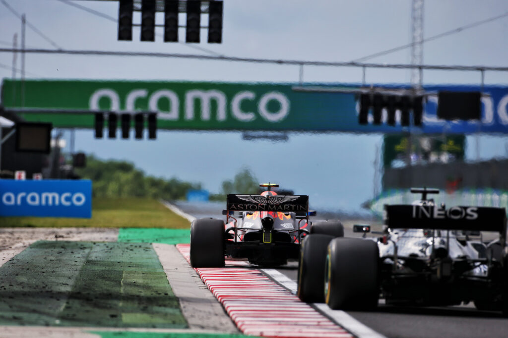 Formula 1   GP Ungheria, gli orari su Sky Sport F1 HD