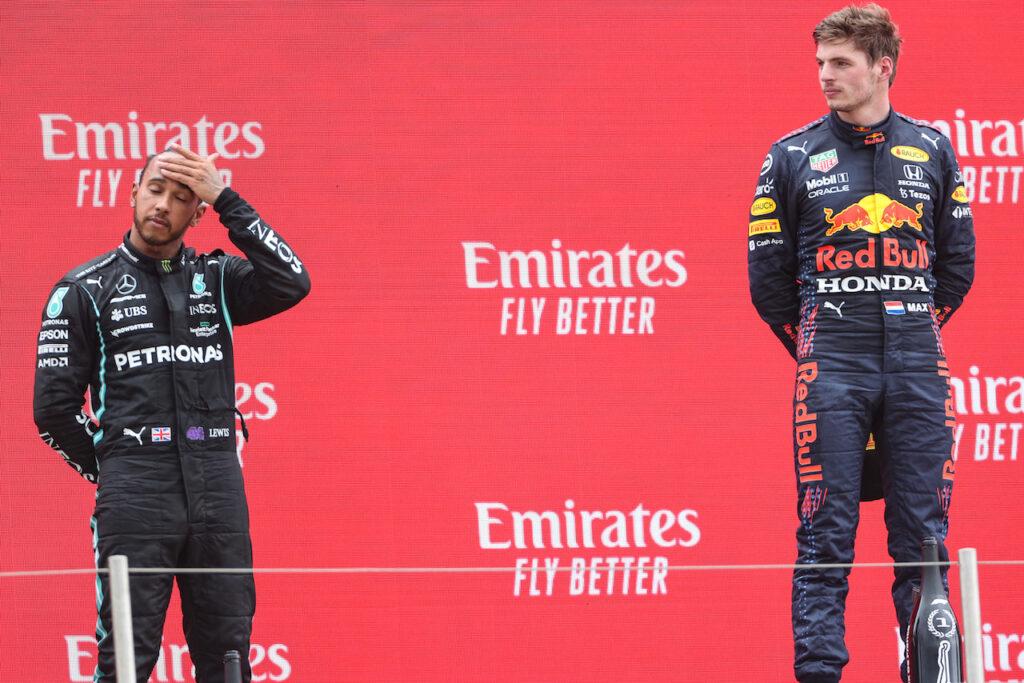 """Formula 1   Minardi: """"Hamilton e Verstappen devono darsi una calmata"""""""