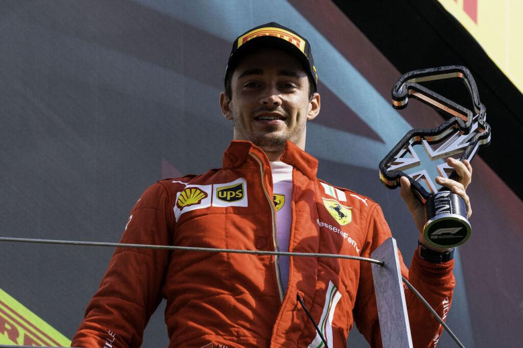 F1 | Ferrari lascia Silverstone con il bicchiere mezzo pieno