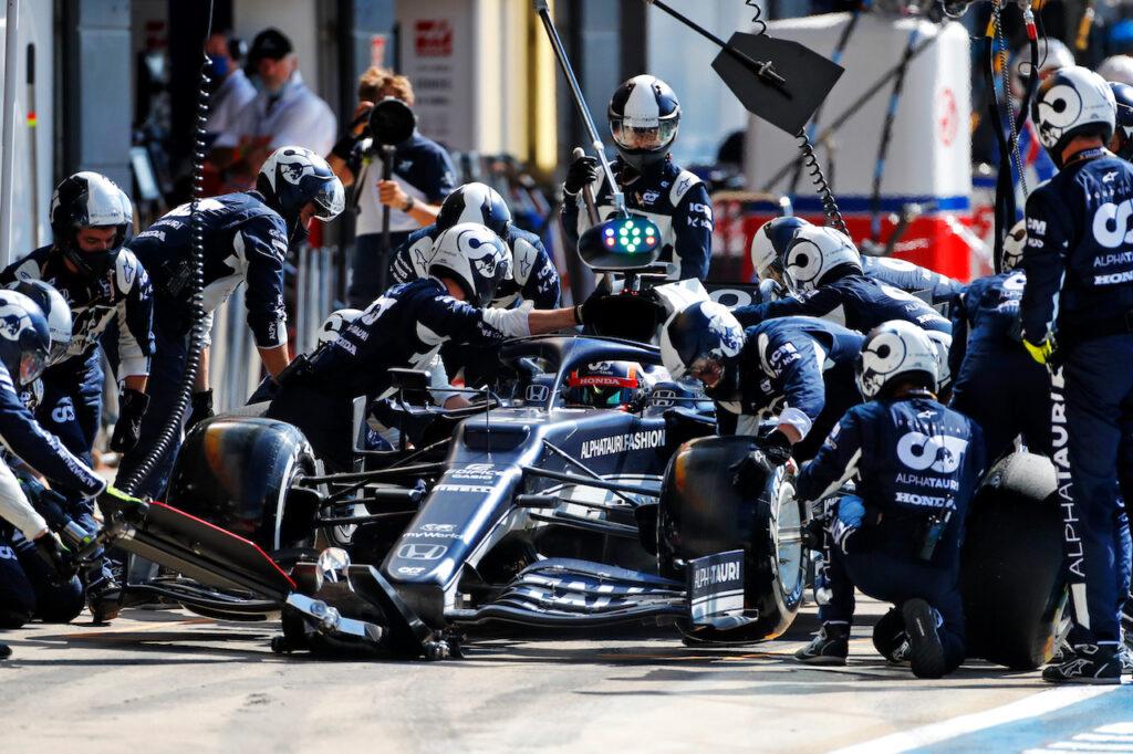 F1 | Tsunoda, obiettivo zona punti nel GP d'Ungheria