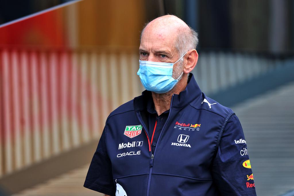 """F1   Newey: """"Sarà il più grande cambiamento di regole negli ultimi 40 anni"""""""