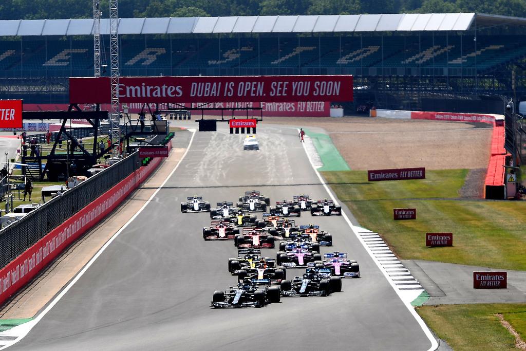 F1 | GP Gran Bretagna 2021: anteprima e orari del weekend