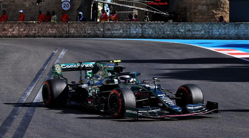 """F1   Aston Martin, Vettel: """"Puntiamo al quinto posto Costruttori e…al 2022"""""""