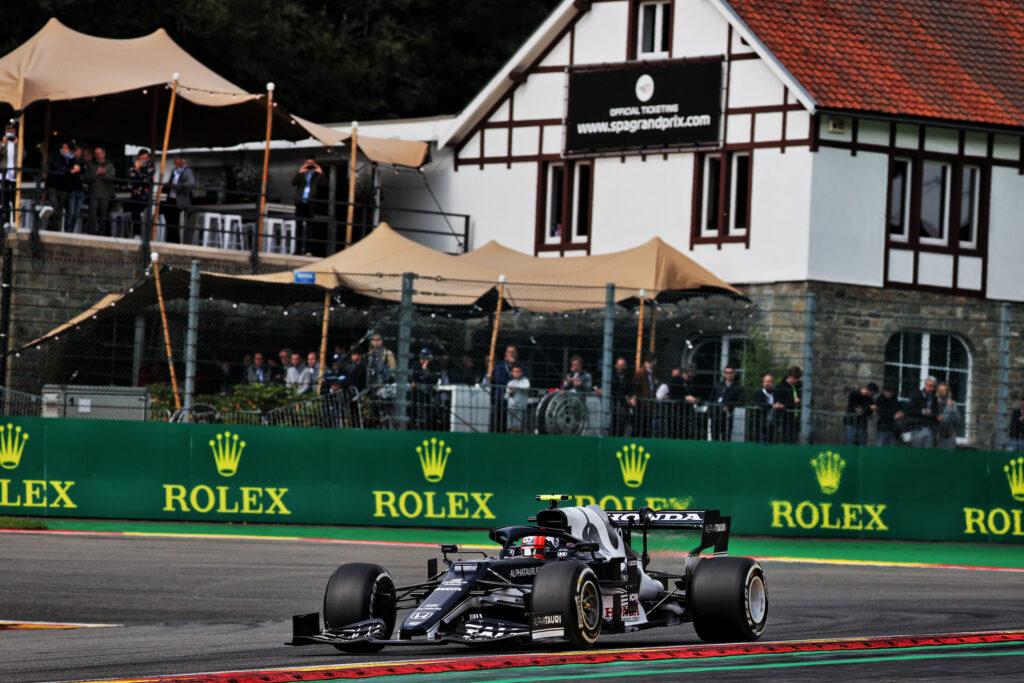 """F1   AlphaTauri, Pierre Gasly vola a Spa: """"Dobbiamo essere preparati a tutto"""""""