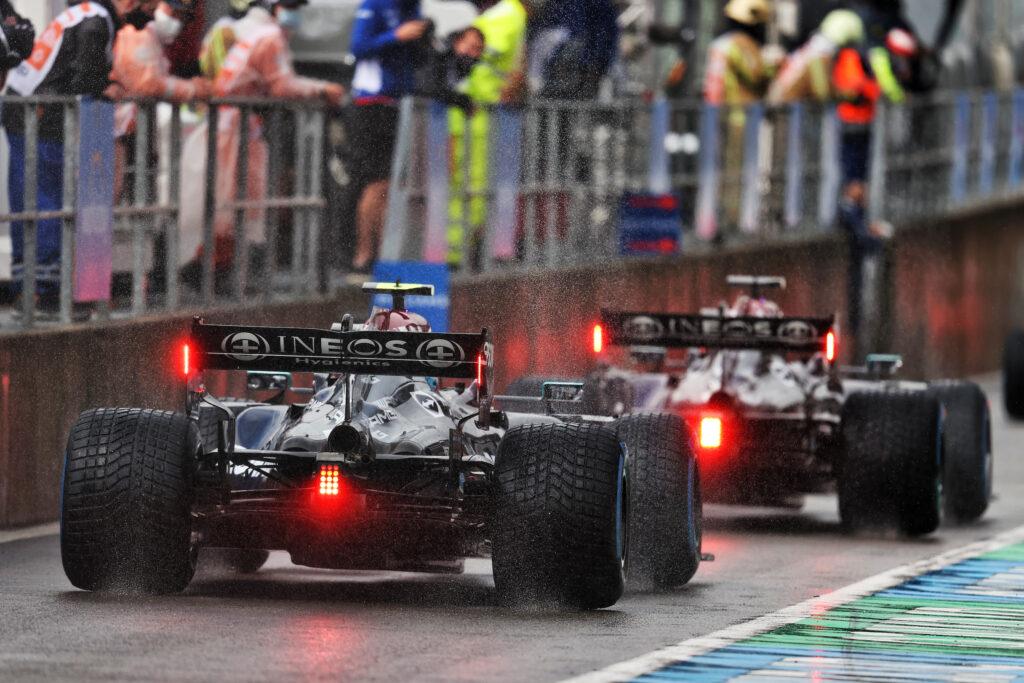 "F1   Mercedes, Toto Wolff: ""Qualifica drammatica ed eccitante"""