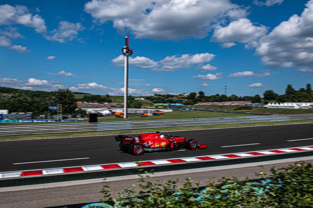 F1 | Ferrari, sabato al di sotto delle aspettative a Budapest