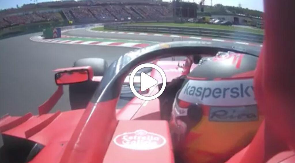 Formula 1   Sainz a muro nelle Q2: l'analisi di Matteo Bobbi [VIDEO]