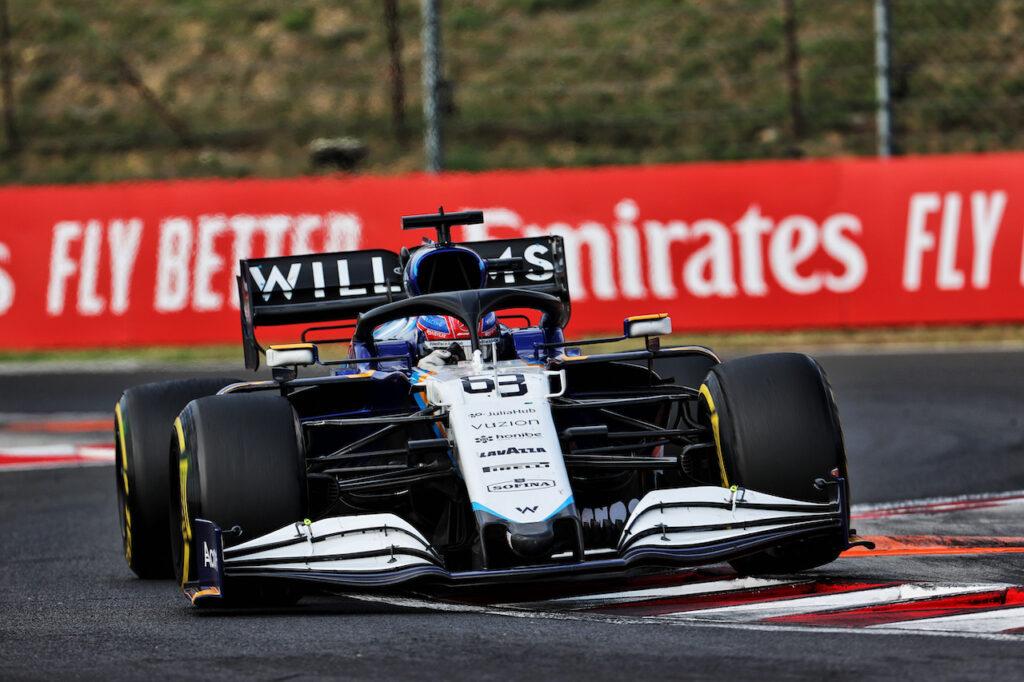 F1   GP Ungheria, grande soddisfazione in casa Williams per il ritorno in zona punti
