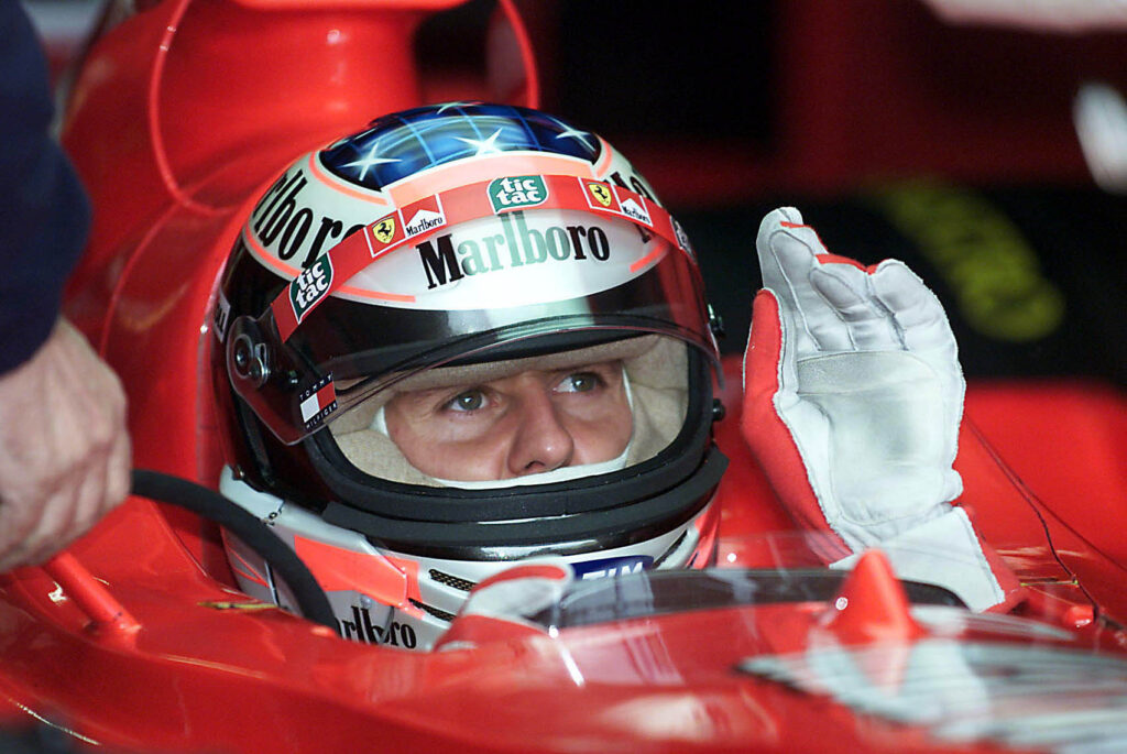 F1 | Schumacher, un tuffo nel passato in un uragano di emozioni