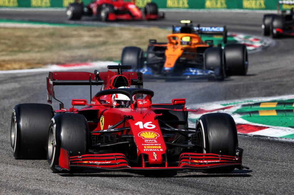 """F1   Ferrari, Leclerc: """"Abbiamo fatto grandi passi in avanti"""""""